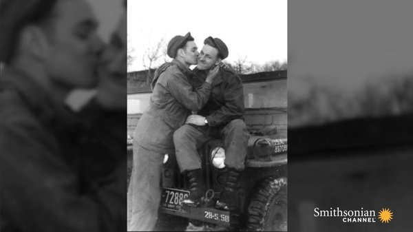 Preview thumbnail for What It Was Like to Be Gay During WWII