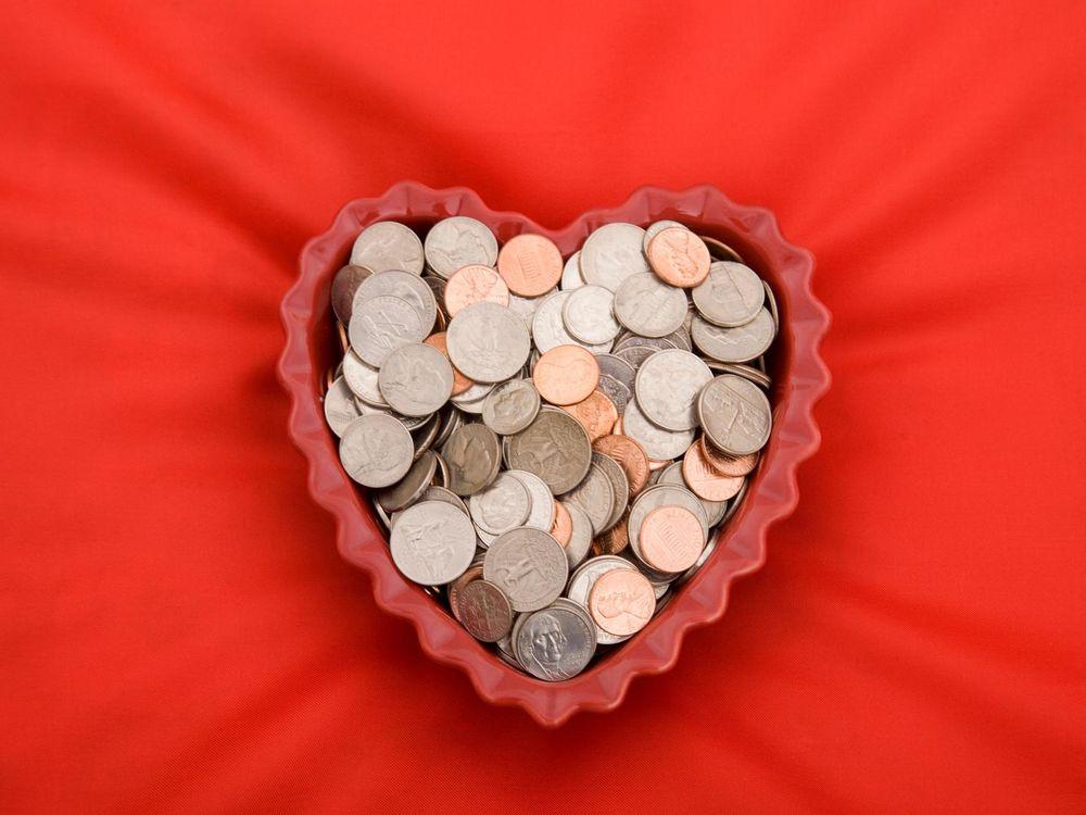 Coin Heart