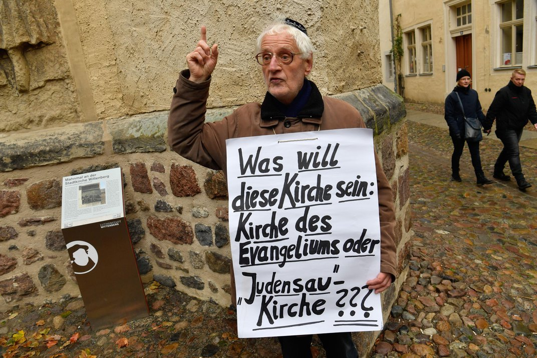 Germany May Have Banished Nazism, but Its Medieval Anti-Semitism Is Still in Plain Sight
