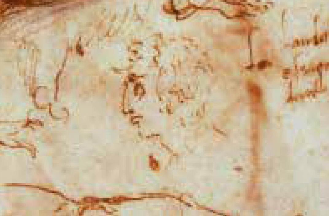 Did Michelangelo Carve a Graffiti Portrait Into This Florentine Facade?