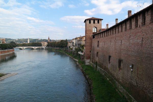 Verona - Adige river thumbnail