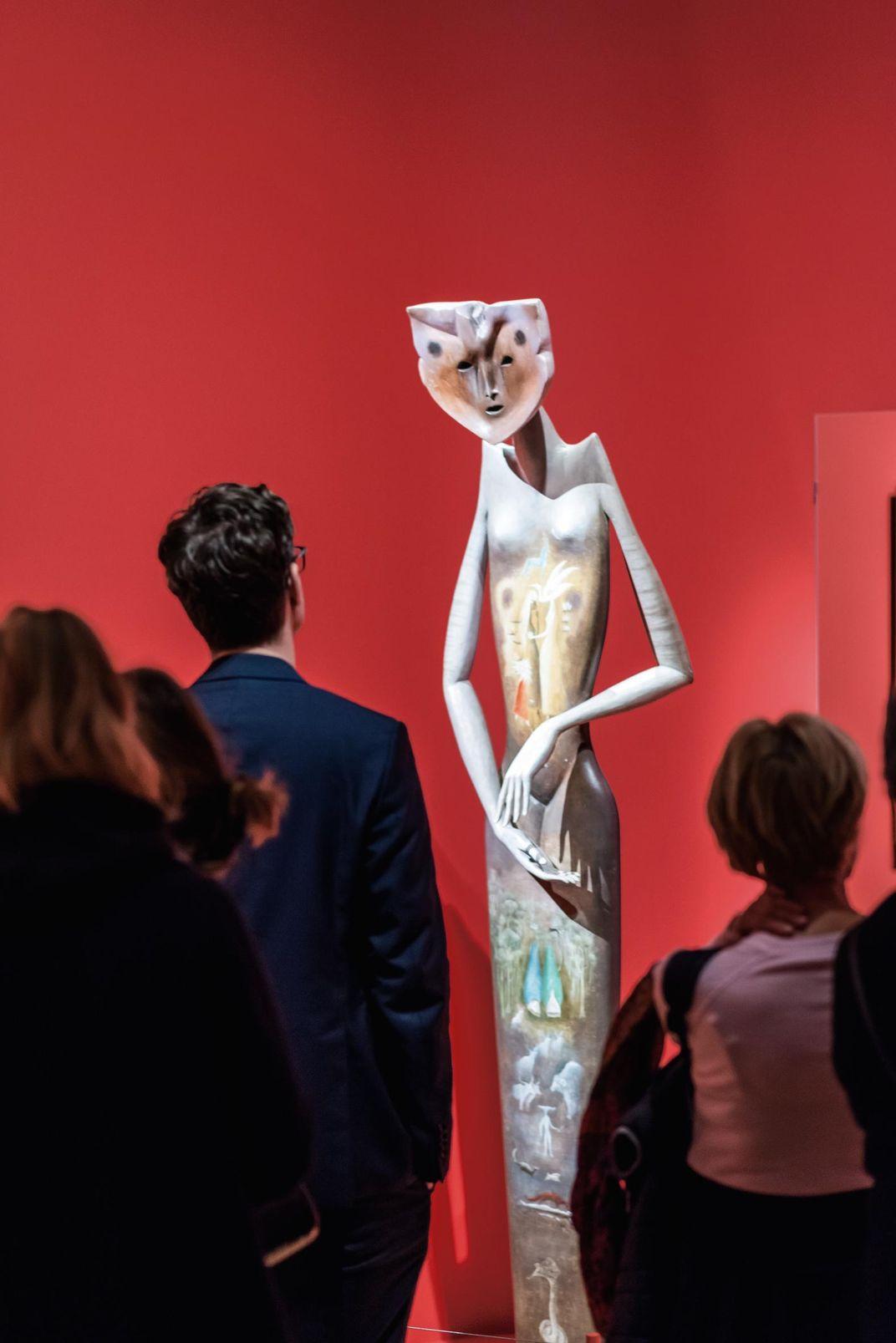 Spotlighting the Forgotten Women of the Surrealist Movement