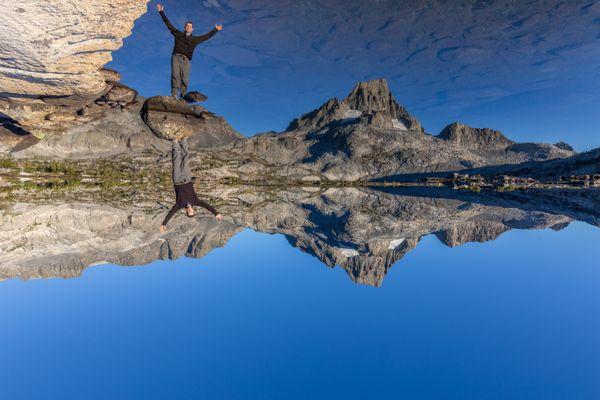 Magical Morning at Thousand Island Lake thumbnail