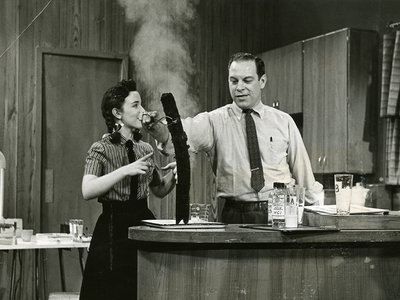 """Don Herbert was """"Mr. Wizard,"""" an educator who loved spectacle as much as he loved science."""