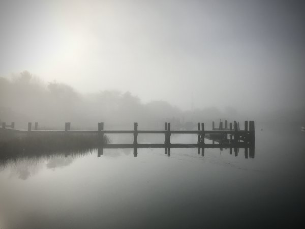 A Dock in the Fog thumbnail