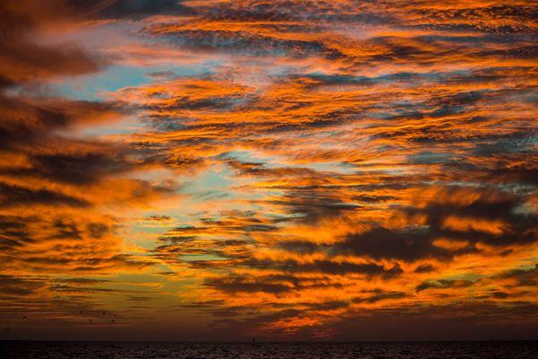 Florida Gulf Coast Sunset thumbnail