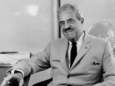 Industrial designer Raymond Loewy influenced a number of brands.