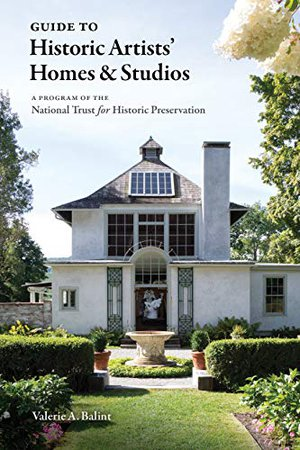 Preview thumbnail for 'Guide to Historic Artists' Homes & Studios