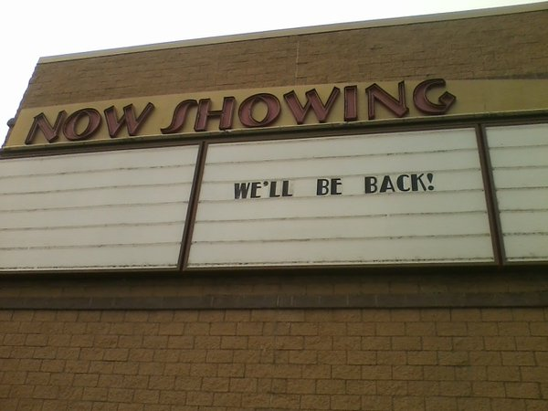Covid-19 closes movie theaters across America thumbnail