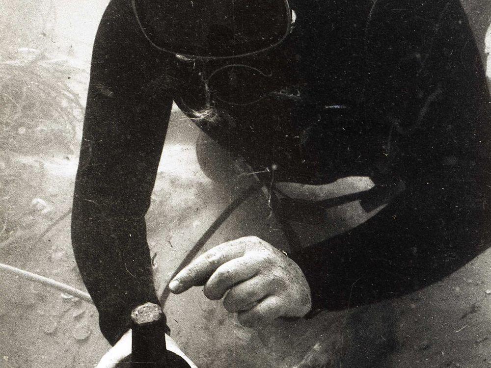 shipwreck beer bottle
