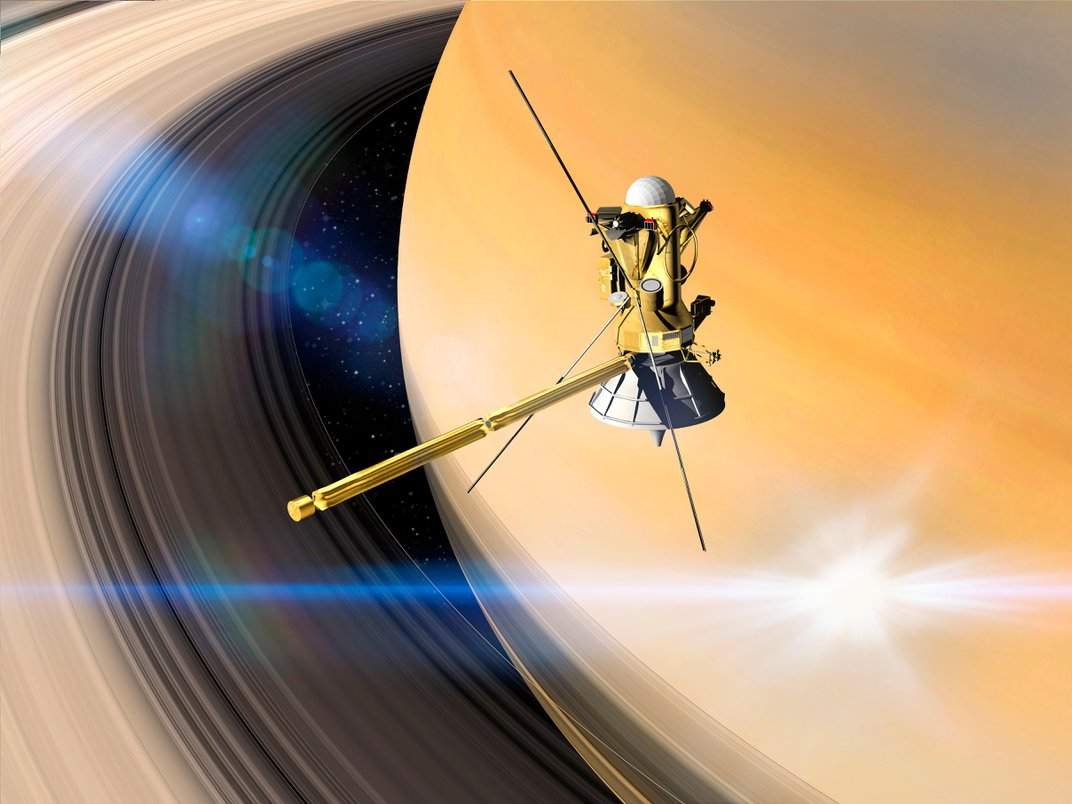 Saturn Could Lose Its Rings in Less Than 100 Million Years