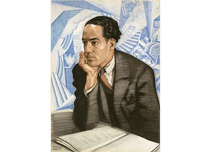 Langston Hughes powerfully speaks for those excluded.