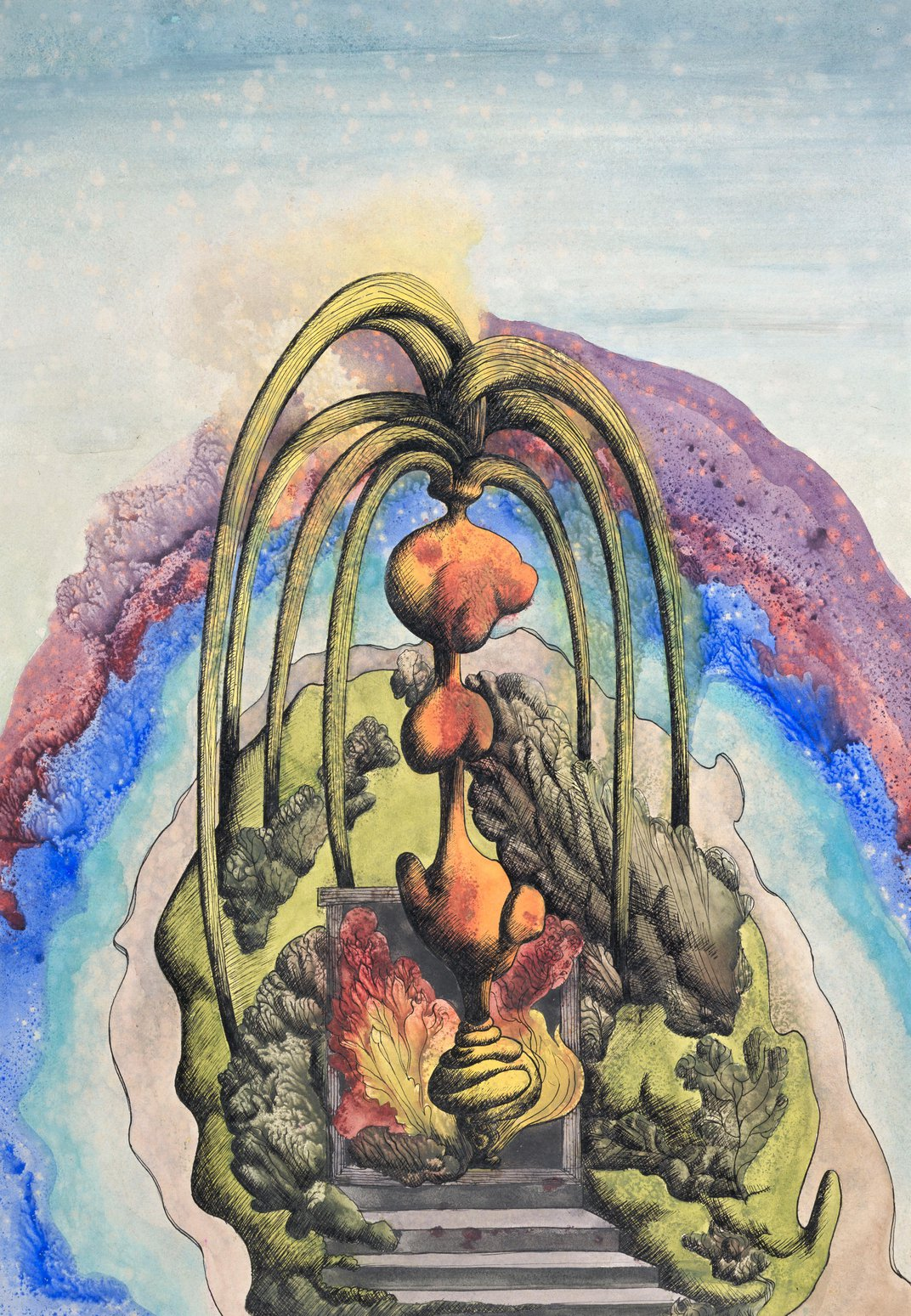 Tate Acquires Archive of Works by Little-Known Surrealist Ithell Colquhoun
