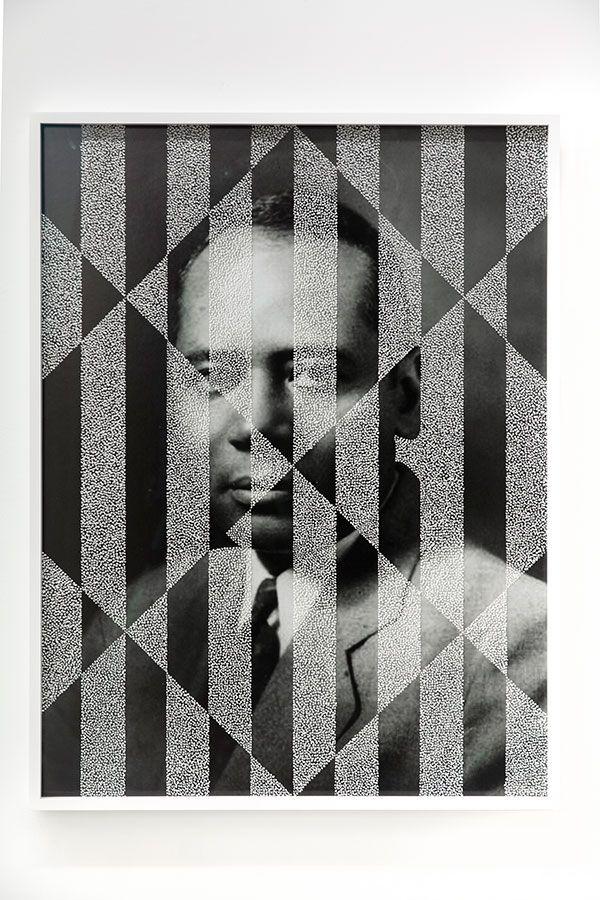 <i>Paragon</i> [Charles Hamilton Houston], 2018. Paul Anthony Smith. © Paul Anthony Smith. Courtesy of the artist and Jack Shainman Gallery, New York.