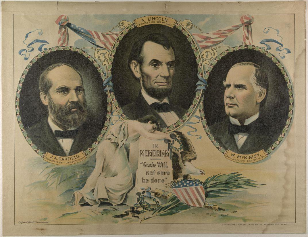 How President William McKinley's Assassination Led to the Modern Secret Service