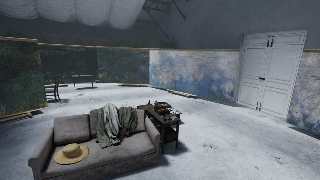 Step Into Claude Monet's World With This Immersive VR Exploration of 'Water Lilies'