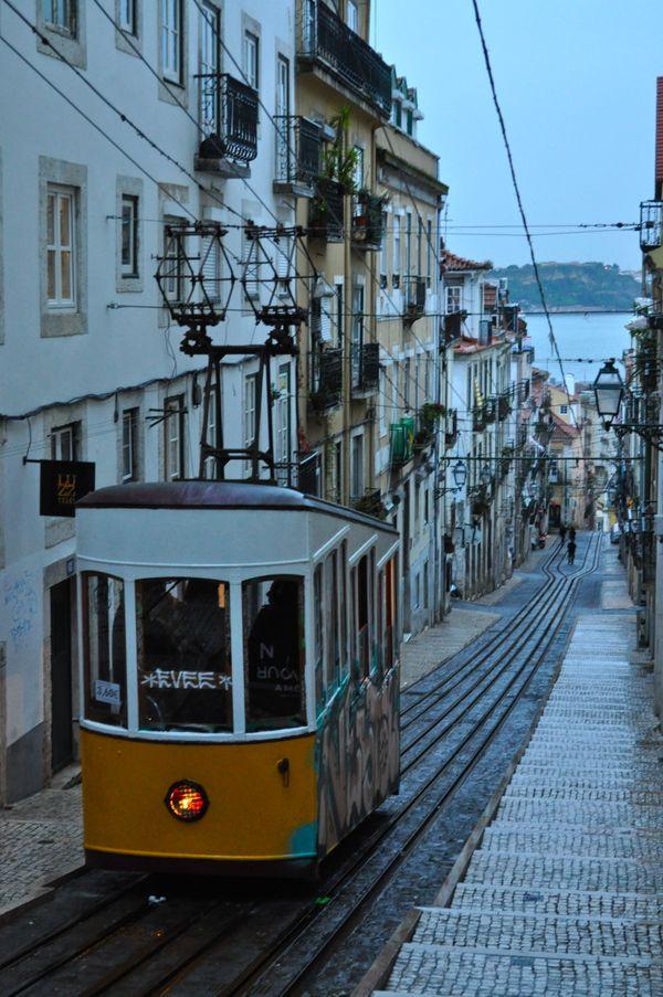 Lisbon Cable Cars thumbnail