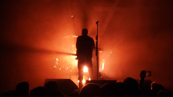 Shadow and light at Angels and Airwaves Concert thumbnail