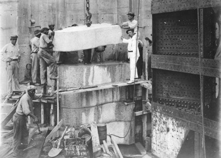How the Panama Canal Took a Huge Toll On the Contract Workers Who Built It