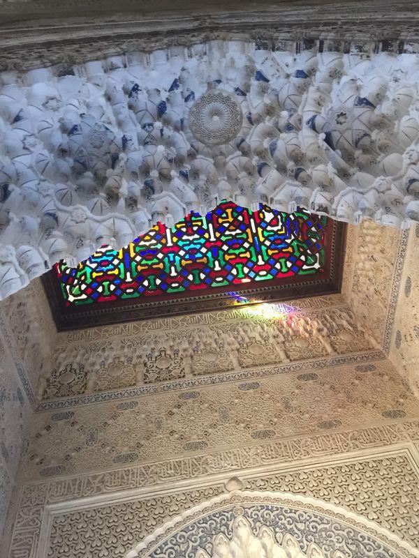Alhambra in Granada Ceiling thumbnail