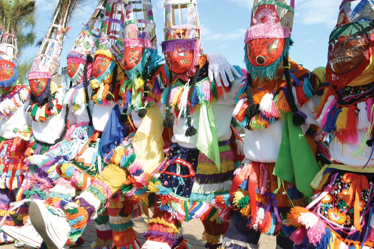 Six Ways to Experience Bermuda's Swirling Cultures
