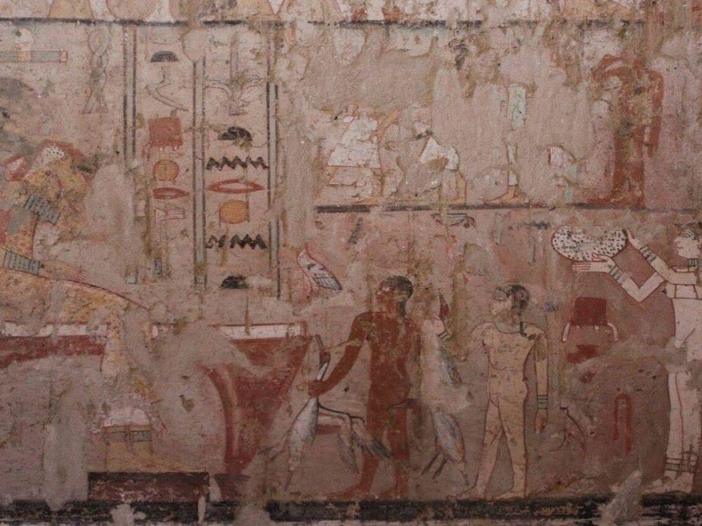 Priestess Tomb