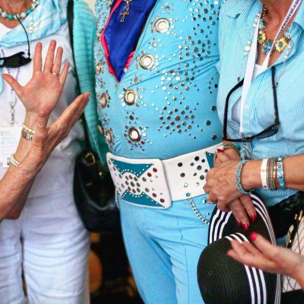 Turquoise Elvis thumbnail