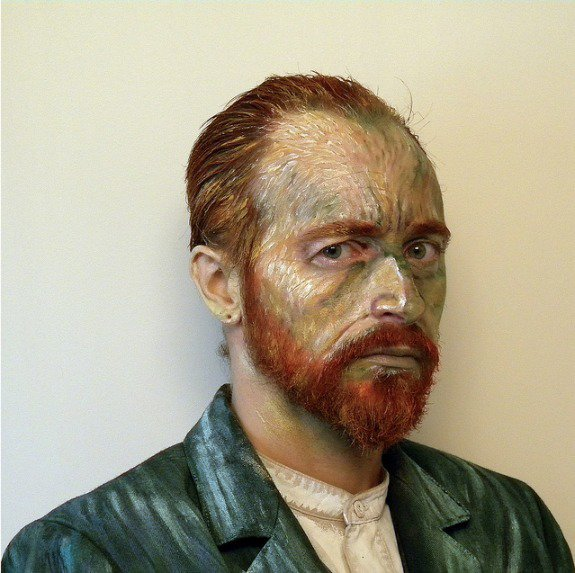 Incredible Halloween Costumes Inspired by Famous Works of Art