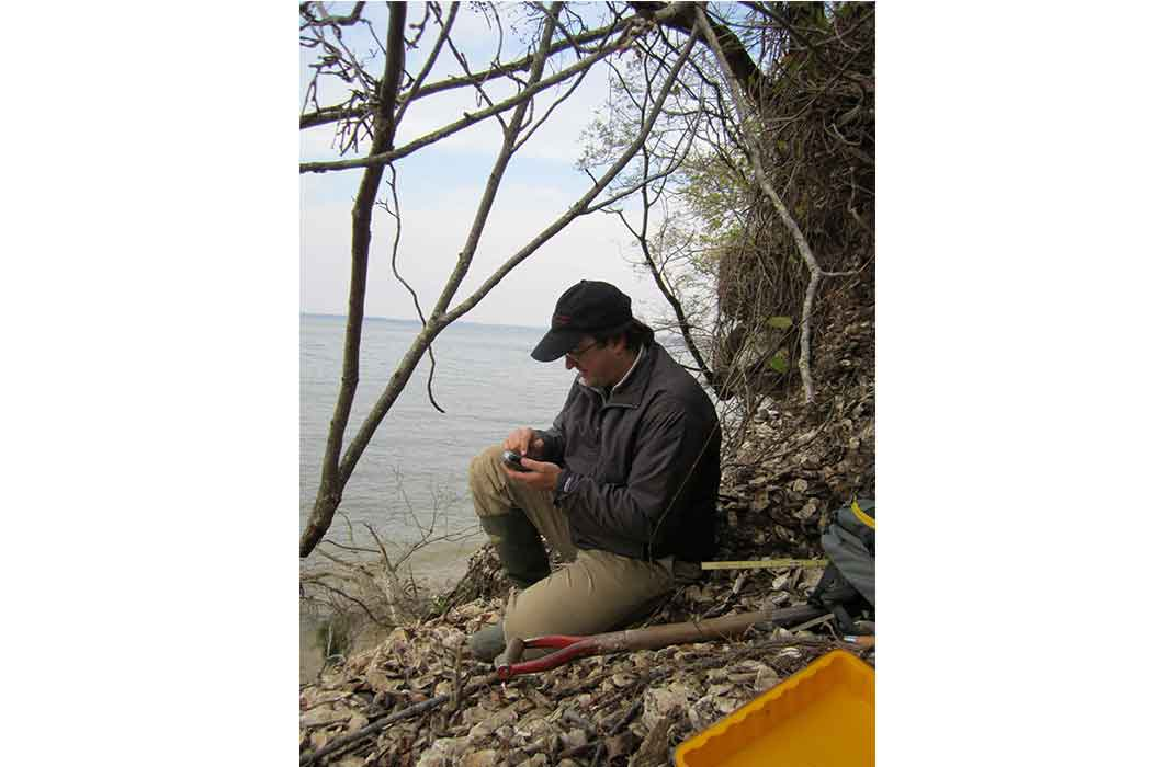 How Big Were Oysters in the Chesapeake Before Colonization?