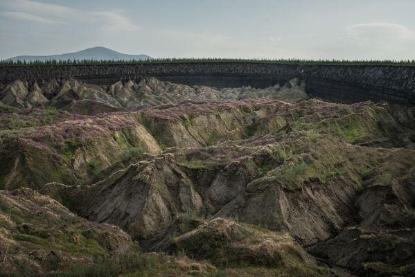 The Crater of Batagai thumbnail