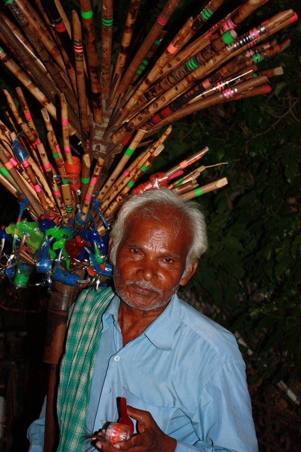 Indian Flute Seller thumbnail