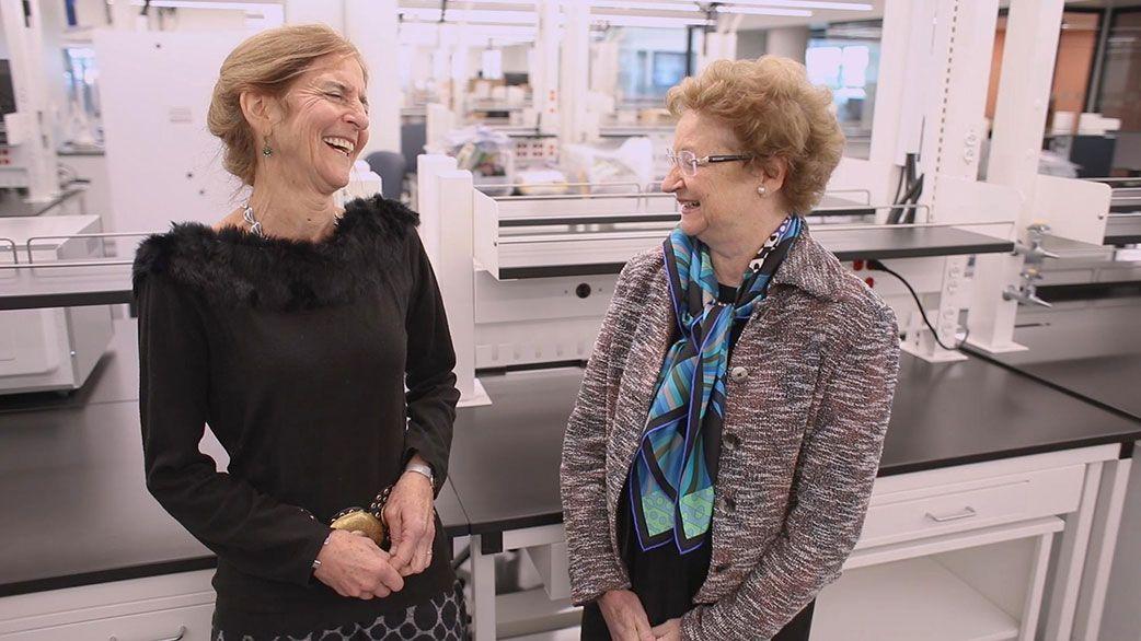 Dr. Jean Bennett & Dr. Katherine High Win $1 Million Sanford Lorraine Cross Award