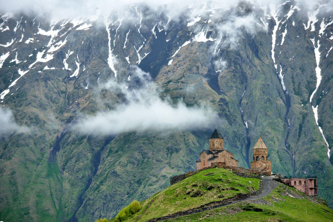 Wandering Through Georgia, the Eden of the Caucasus