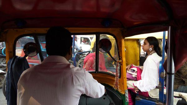 Rush Road at Delhi thumbnail