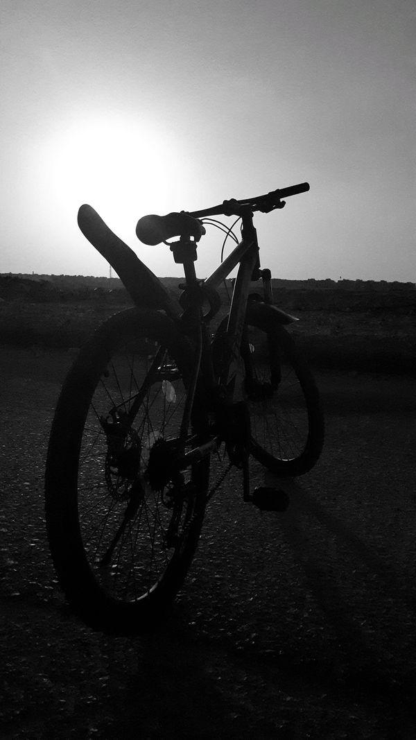 Mountain Bike ready for the Bumpy Sandy Road thumbnail