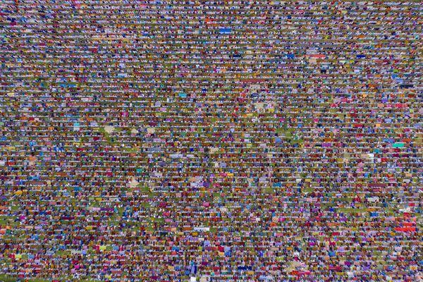 Largest Eid congregation thumbnail
