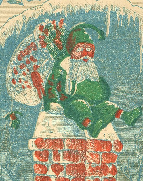 Wild-Eyed Santa