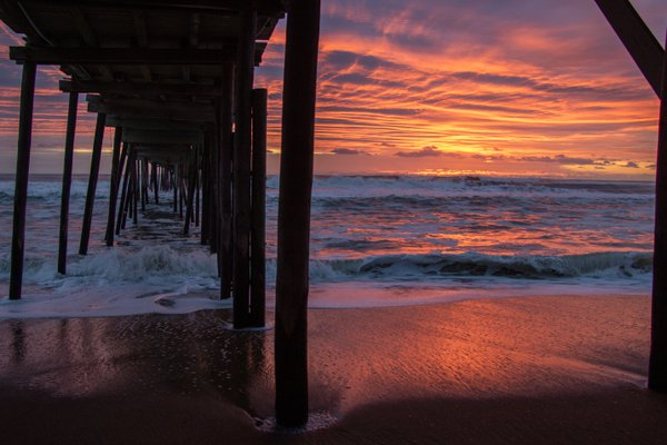 Sunrise in the Outer Banks thumbnail