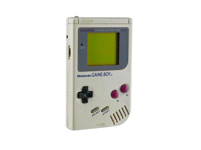 The 8-bit system looks dated by today's standards.
