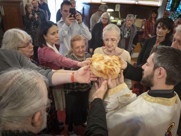 Jovandan slava (Feast of St. John), St. Sava Jackson thumbnail