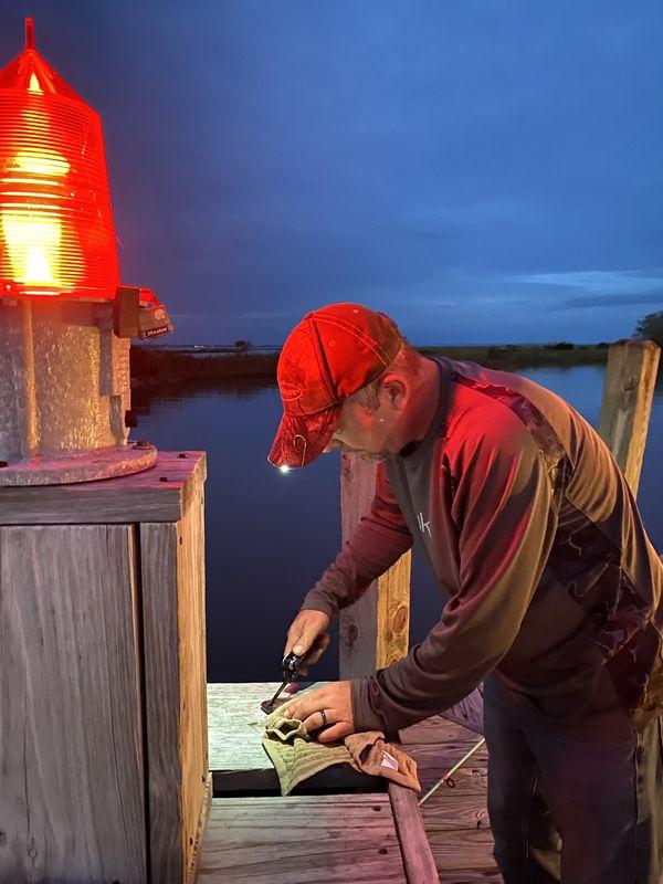 Honeymoon nightfishing thumbnail