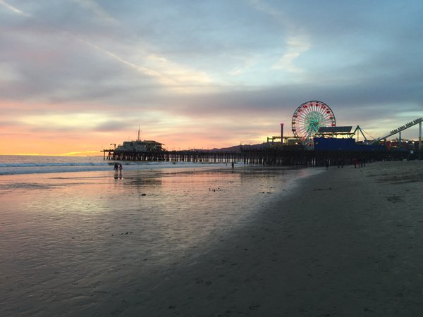 The Santa Monica Pier thumbnail