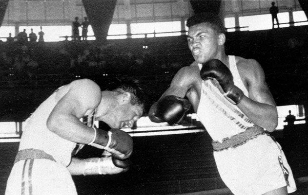 Cassius Clay, Boxing