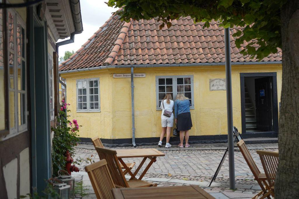 This Hans Christian Andersen Museum Asks You to Step Into a Fairy Tale