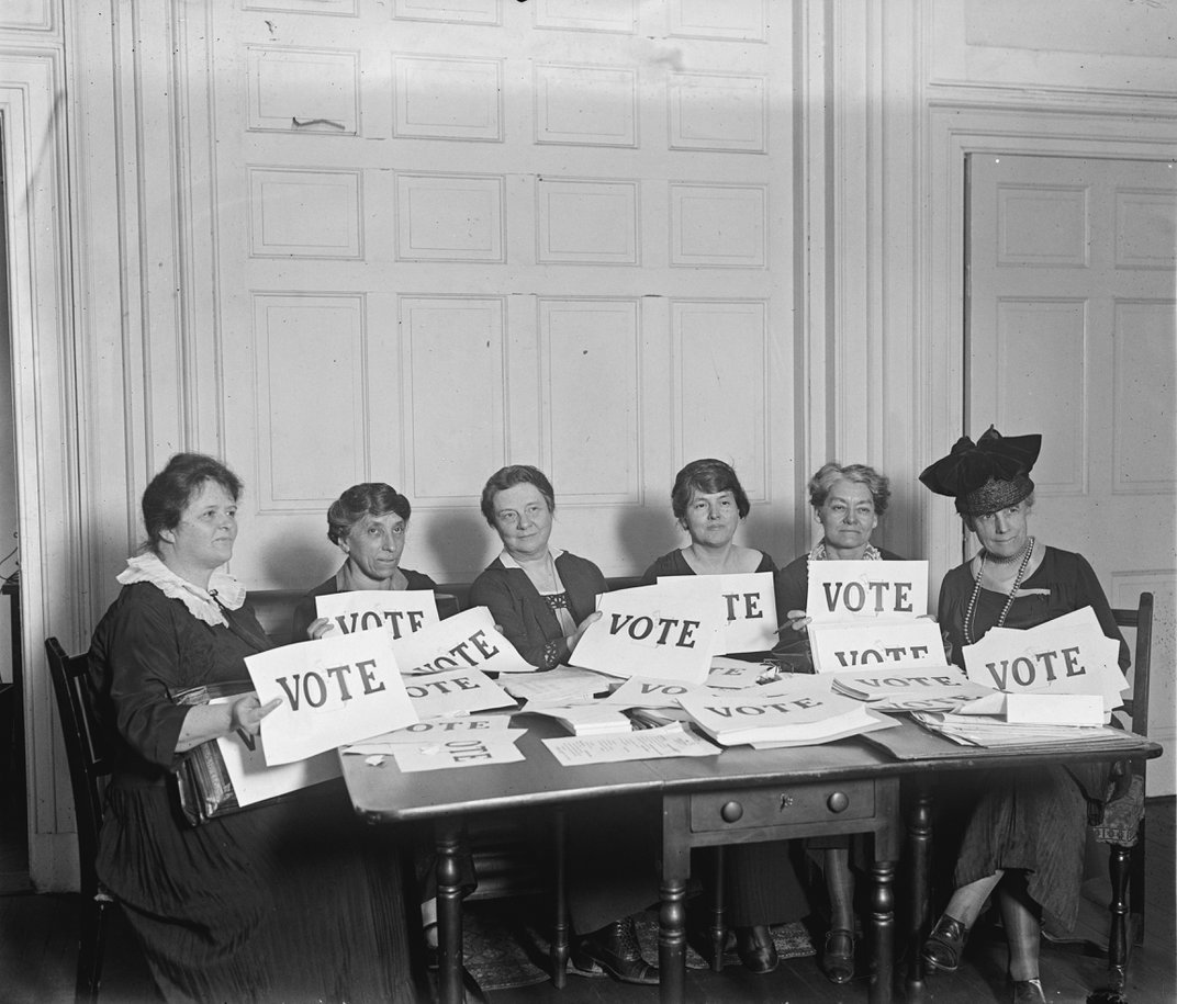 How Women Vote: Separating Myth From Reality