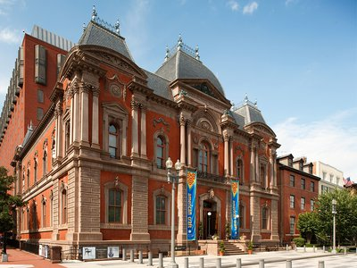 """The Renwick Gallery of the Smithsonian American Art Museum, after a $30 million renovation, is qualified once again to be called the """"American Louvre."""""""