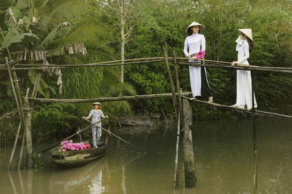 Living in the Mekong Delta. thumbnail