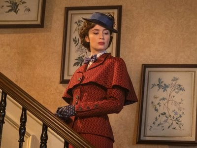 Featuring Emily Blunt as Mary Poppins, the new adaptation centers on the next generation of the Banks family.