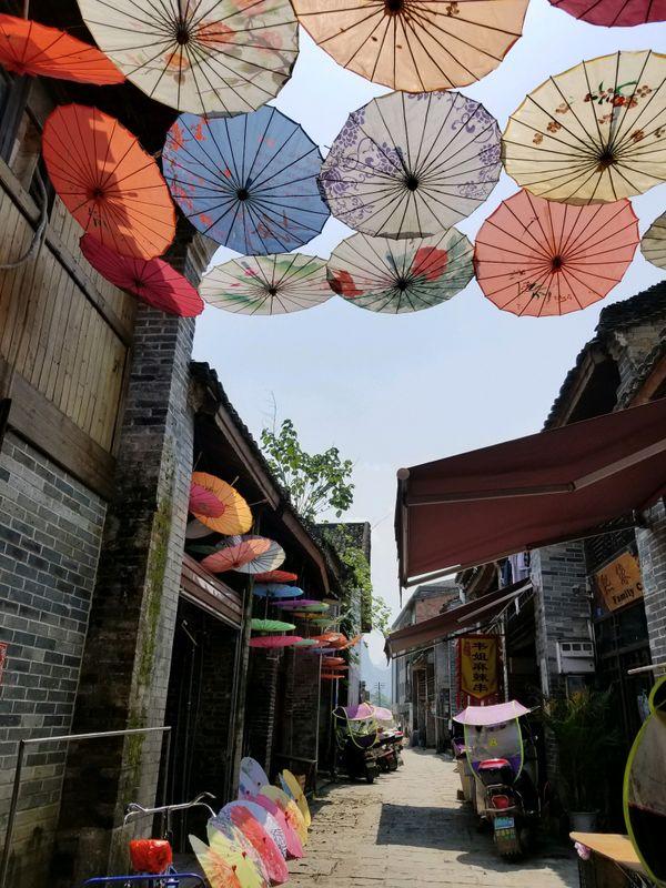 Whimsy Street, Xingping Village thumbnail