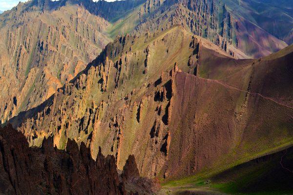 Natural rock formation. thumbnail